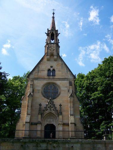 Vrchlabí - zámecká kaple Černínů-Morzinů