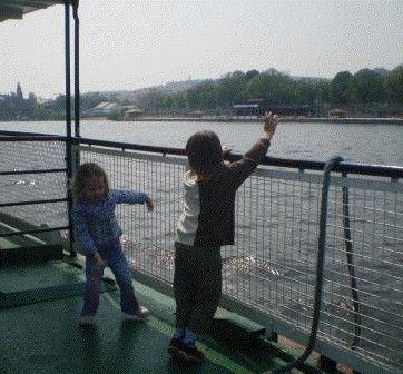 Na palubě