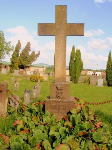 Hřbitov v Zahrádkách
