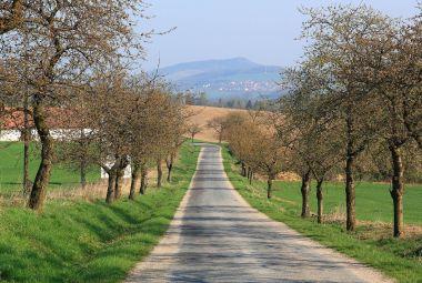 benešovské kopce