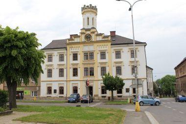 Česká Skalice, radnice