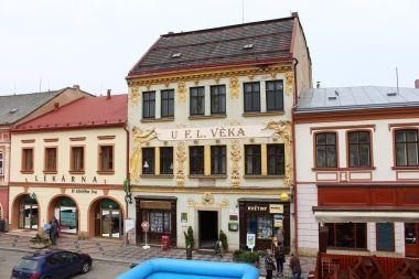 Dobruška, náměstí