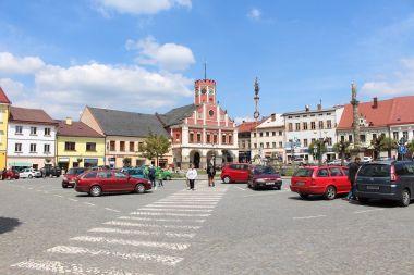Police nad Metují, náměstí