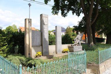 Chudenice, pomník padlým