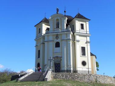 Maková hora, poutní kostel