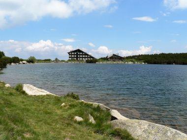 fotka k příspěvku Bezbožské jezero v pohoří Pirin.