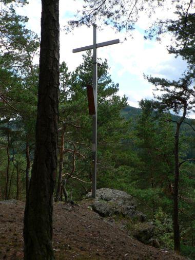 Zrcadlový kříž