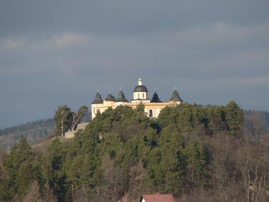 Sušice, kaple Anděla Strážce