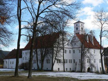 Žichovice zámek