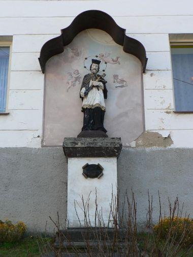 Žihobce, sv. J. Nepomucký