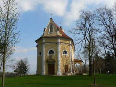 Kaple sv Antonína