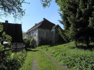 Hlavňovice zámek