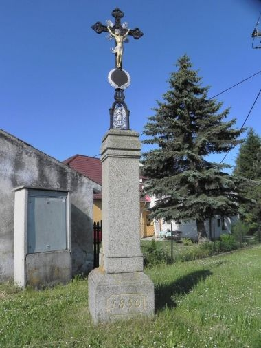 Křížek u Nezamyslic