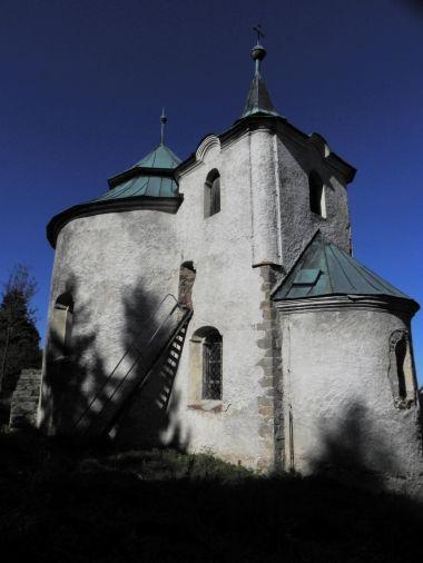 Zborovy, kostel sv. Jana Křtitele