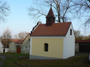 Lípová Lhota, kaple