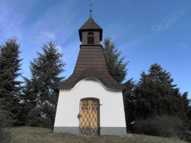 Dražovice, kaple sv. Václava