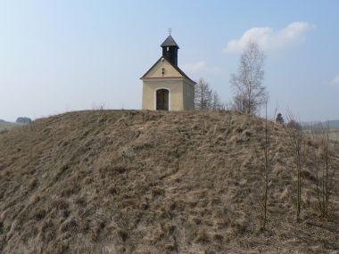 Frymburk, kaple sv. Antonína Paduánského