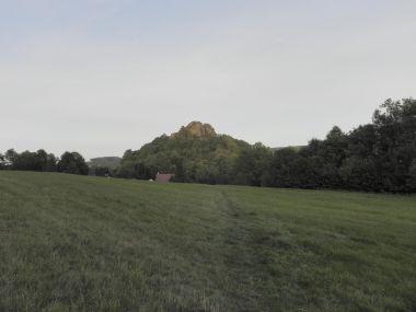 Tolštejn od západu