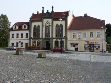 Chřibská, bývalá radnice