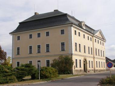 Kostelec nad Orlicí - starý zámek