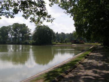 rybník Pardoubek