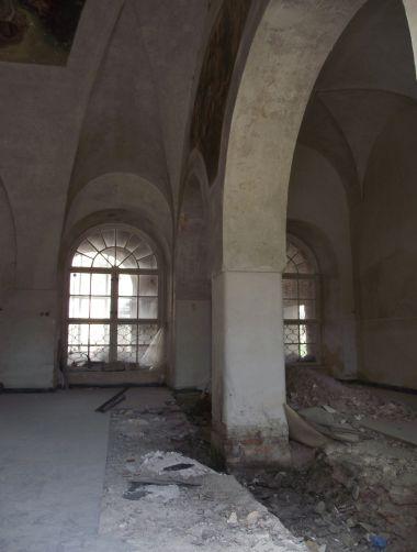 zámecké interiéry
