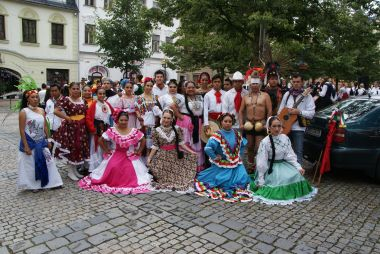 Mexiko u radnice