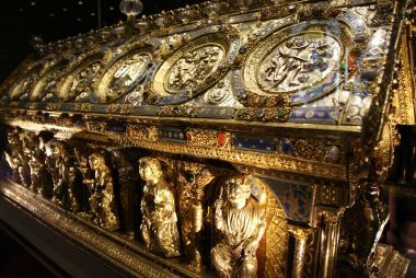 Maurův relikviář