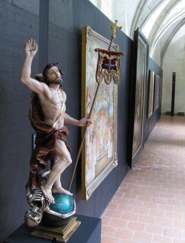 Sattlerův Vzkříšený Kristus