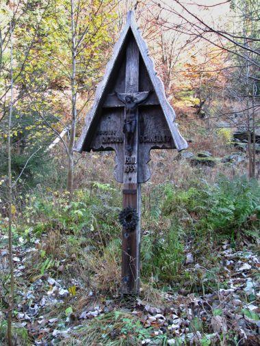 lesníkův kříž