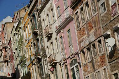 Lisabon je prostě pestrý