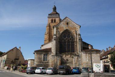fotka k příspěvku Arbois – kostel sv. Justa  (Église Saint-Just)