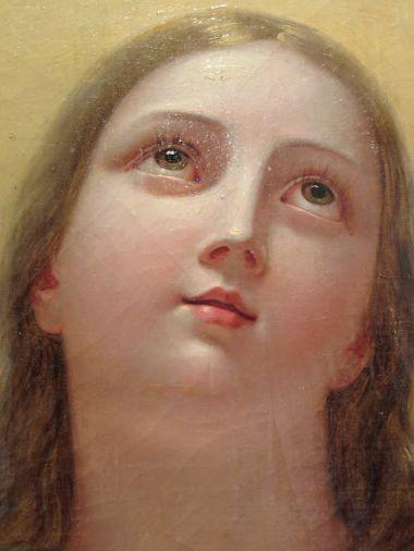 andělská tvář