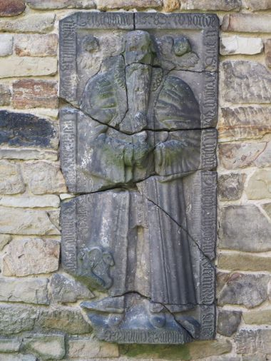 náhrobek kněze Reisengera
