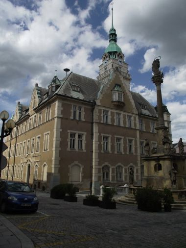 šumperská radnice