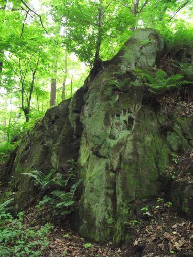 skalky pod Hradiskem