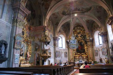 kostel sv. Jana Křtitele v Tatenici