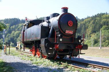 Lupěné - železniční skanzen