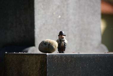 židovský hřbitov trošku jinak