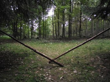 překážky na cestě