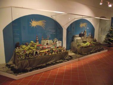 historické betlémy