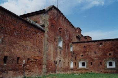 Fort XVII. Křelov