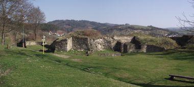 hradní panorama