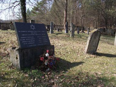 židovský hřbitov v Brumově