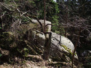 skalky pod Bílým kamenem