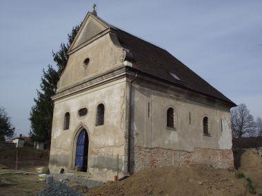 starý kostelík