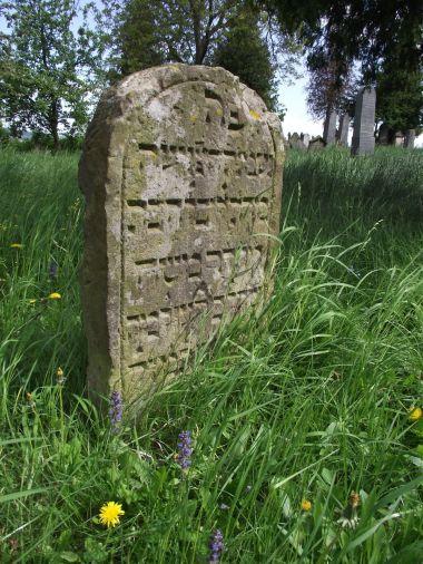 židovský hřbitov v Lošticích