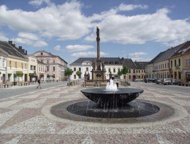 mohelnické náměstí