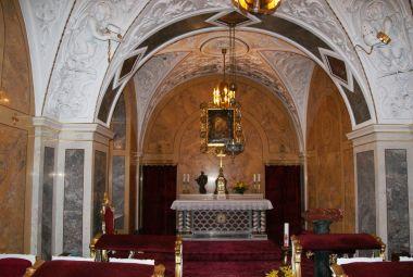 biskupská kaple
