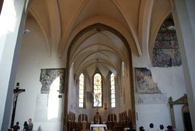 kostel Neposkvrněného početí P. Marie